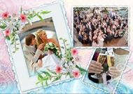 Фотоколлаж онлайн свадебный