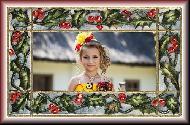 Новогодняя фоторамка - онлайн бесплатно вставить фото: https://effectfree.ru/photoeffects/subcat/38